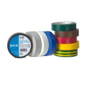 NASTRI ISOLANTI · IN PVC · SPESSORE 0.15