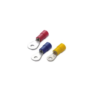 TERMINAL LUGS FOR COPPER CONDUCTORS · PVC INSULATED FROM SHEET · RING
