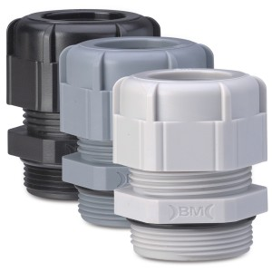 NYLON CABLE GLANDS · PG THREAD · IP68 · STANDARD