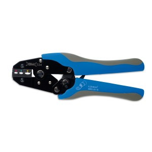 CRIMPING TOOL · AUTOMATIC · FOR INSULATED TERMINALS · 0.5÷6