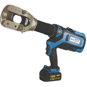 CUTTING TOOL · BATTERY POWERED · 130 kN